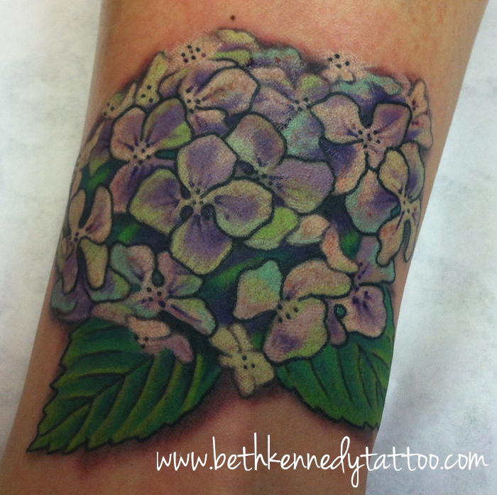 Botanical Tattoos Suffer For Your Vanity
