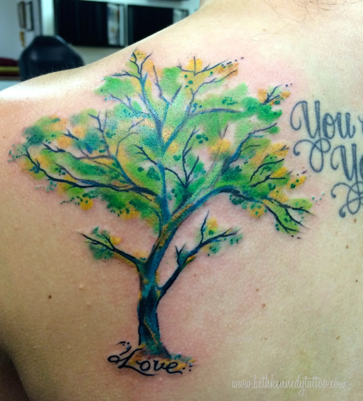 Botanical Tattoos - Suffer For Your Vanity